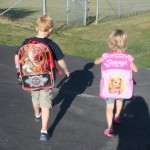 Off to school 2011